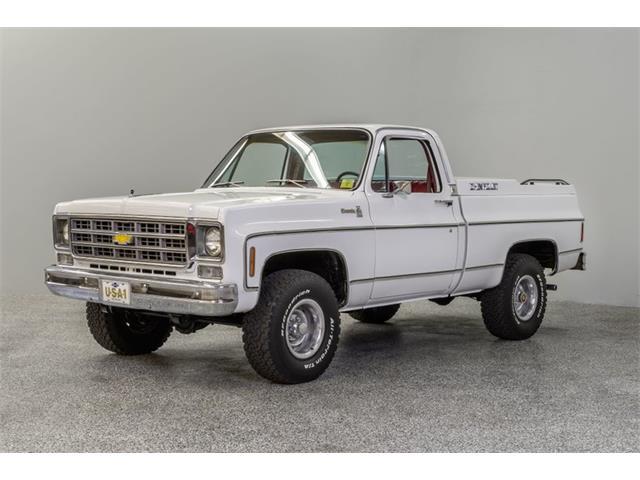 1978 Chevrolet C10 (CC-1217718) for sale in Concord, North Carolina