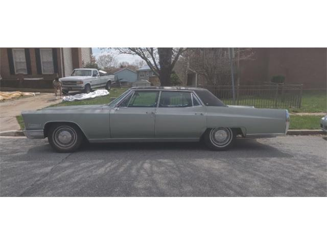 1967 Cadillac Fleetwood (CC-1210775) for sale in Cadillac, Michigan