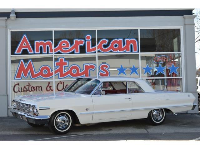 1963 Chevrolet Impala SS (CC-1217765) for sale in San Jose, California