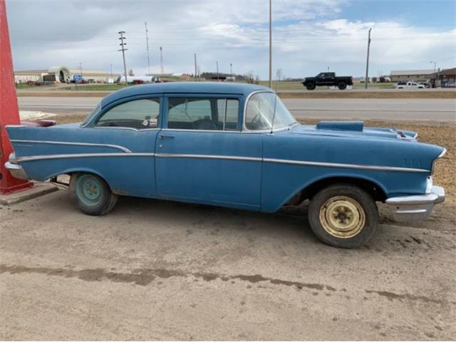 1957 Chevrolet Coupe (CC-1217780) for sale in Cadillac, Michigan