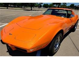 1977 Chevrolet Corvette (CC-1217782) for sale in Cadillac, Michigan