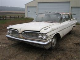1959 Pontiac Catalina (CC-1217799) for sale in Cadillac, Michigan