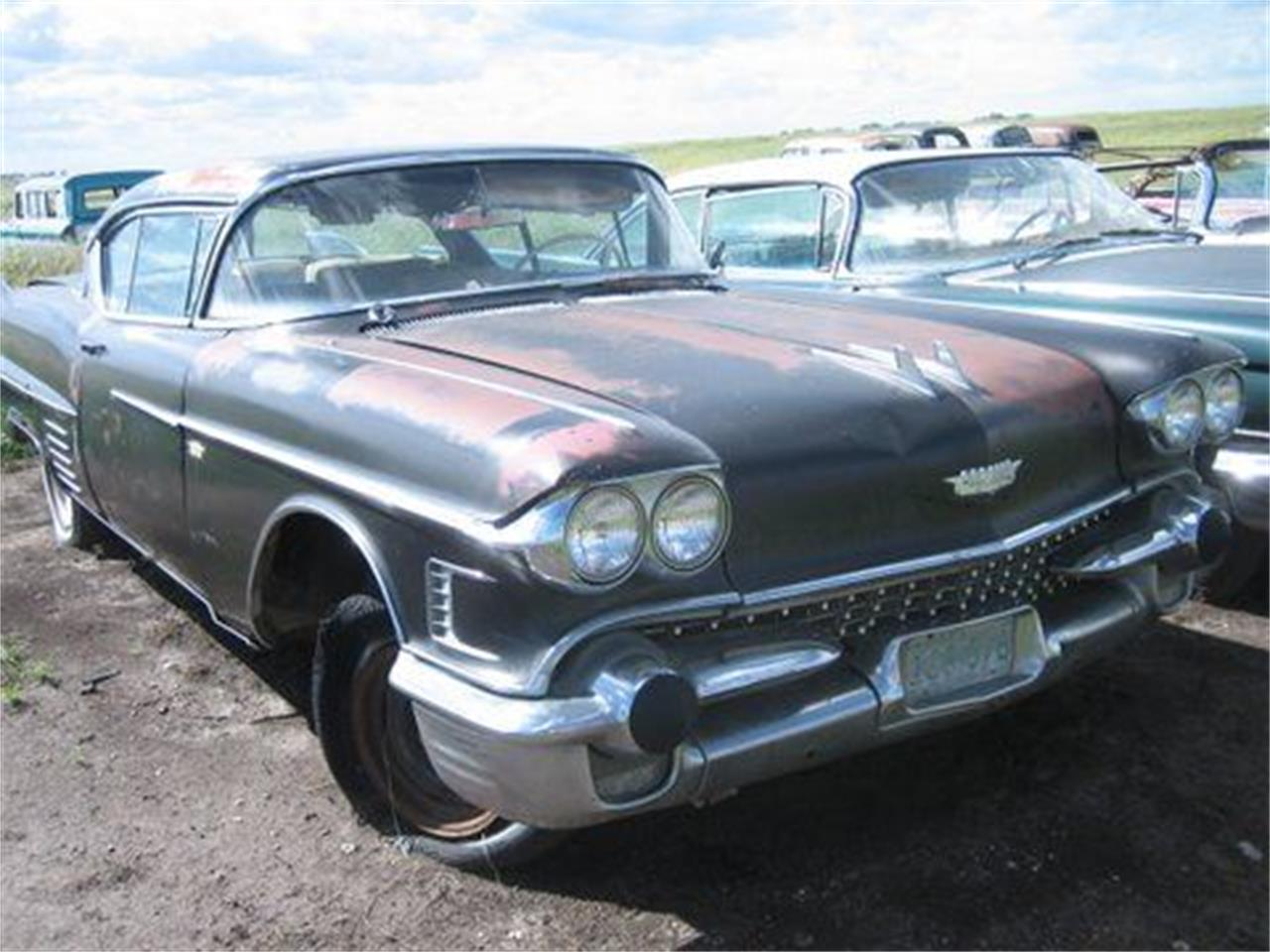 1958 Cadillac Coupe (CC-1217812) for sale in Cadillac, Michigan