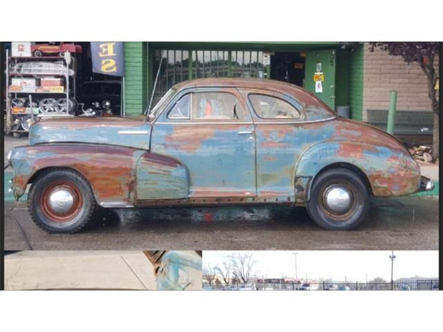 1947 Chevrolet Coupe (CC-1217817) for sale in Cadillac, Michigan