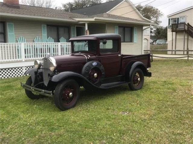 1931 Ford Model A (CC-1210783) for sale in Cadillac, Michigan