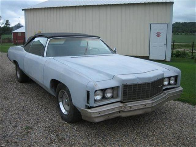 1974 Chevrolet Caprice (CC-1217830) for sale in Cadillac, Michigan