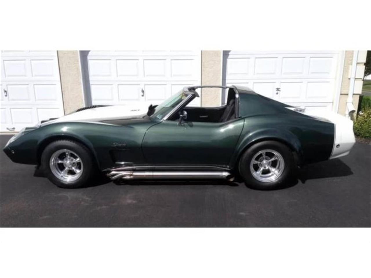 1974 Chevrolet Corvette (CC-1217839) for sale in Cadillac, Michigan