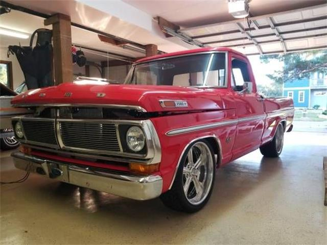 1970 Ford F100 (CC-1210784) for sale in Cadillac, Michigan