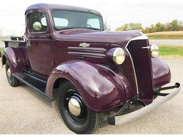 1937 Chevrolet Pickup (CC-1217883) for sale in Malone, New York
