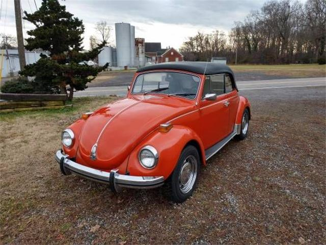 1971 Volkswagen Beetle (CC-1210789) for sale in Cadillac, Michigan