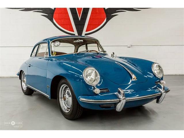 1962 Porsche 356 (CC-1217905) for sale in San Diego, California