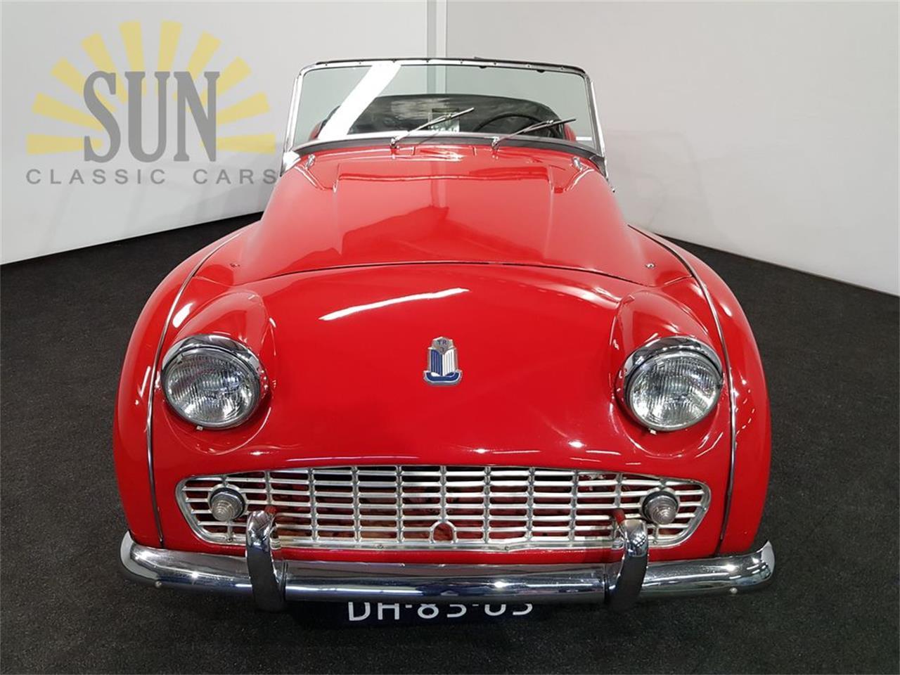 1959 Triumph TR3 (CC-1217924) for sale in Waalwijk, noord brabant