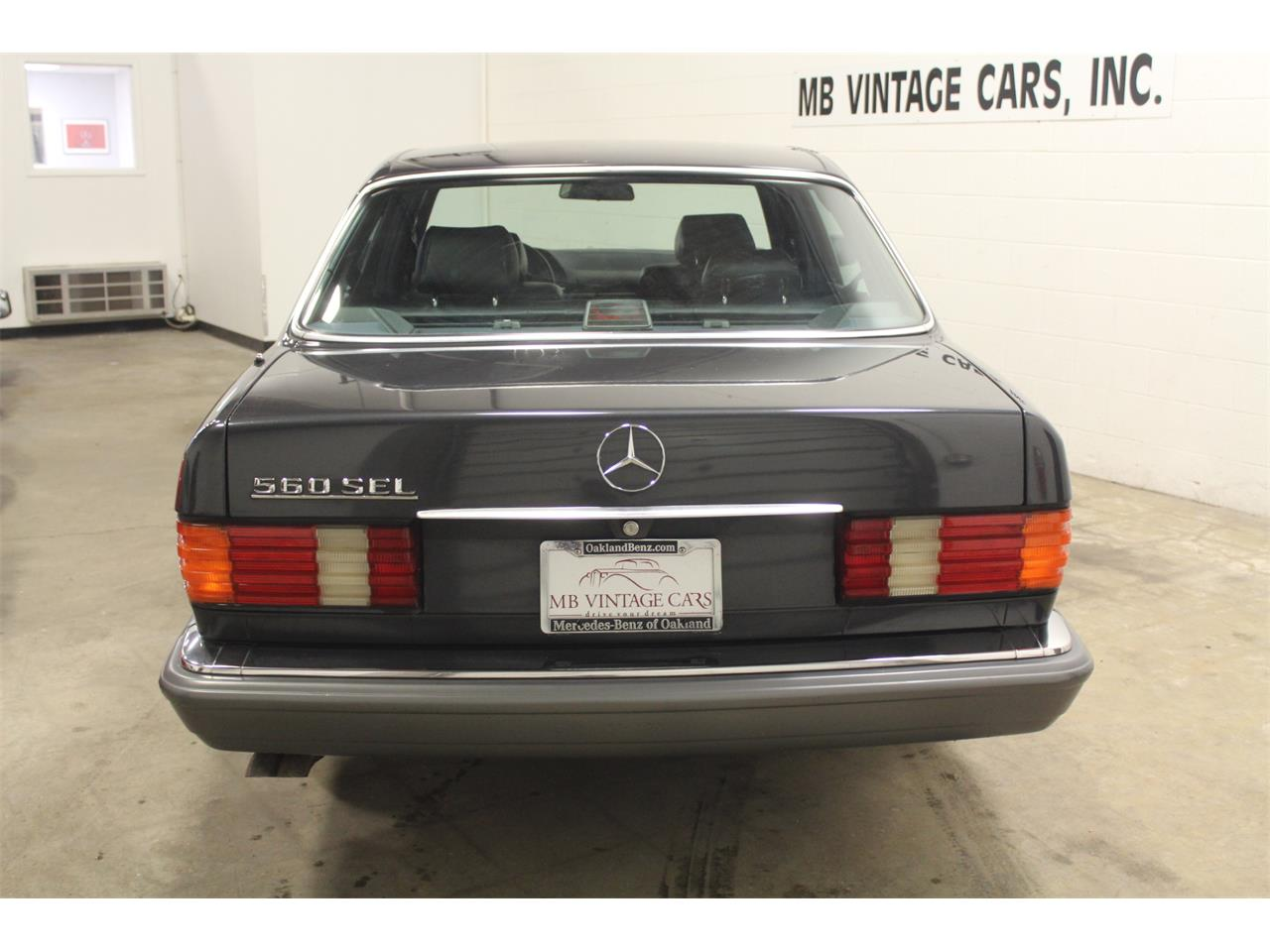 1991 Mercedes-Benz 560SEL (CC-1217936) for sale in Cleveland, Ohio