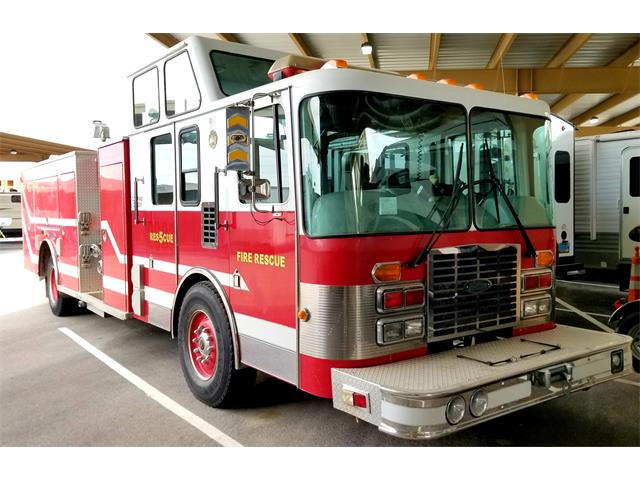 1993 HME Fire Truck (CC-1217948) for sale in Las Vegas, Nevada