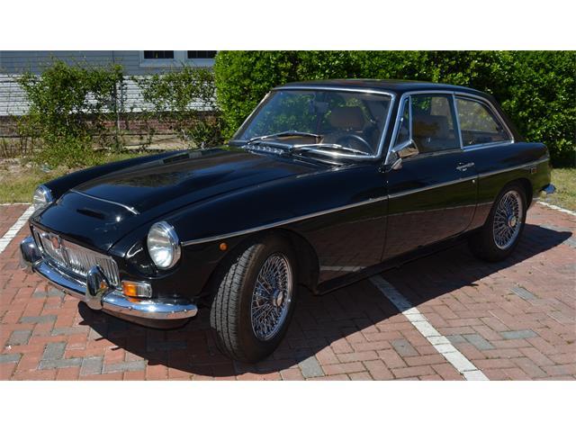 1969 MG MGC (CC-1217953) for sale in Hampton, Virginia