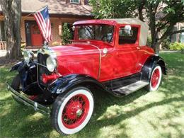 1930 Ford Model A (CC-1210796) for sale in Cadillac, Michigan