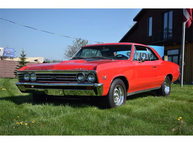 1967 Chevrolet Chevelle SS (CC-1218137) for sale in Richmond, Illinois