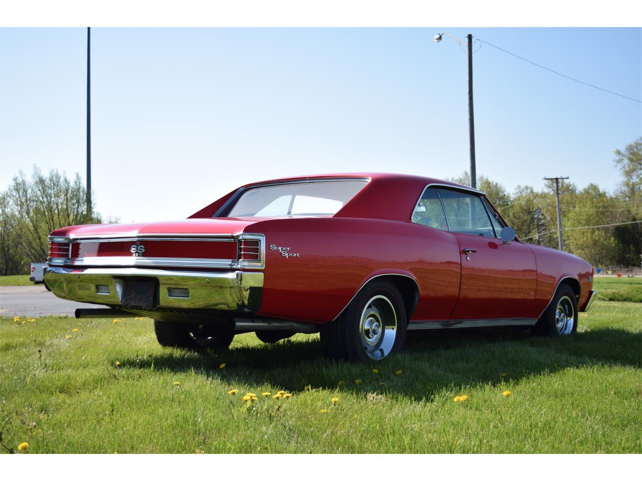 1967 Chevrolet Chevelle SS (CC-1218137) for sale in Richmond, Illinois