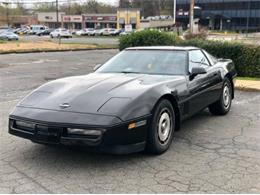 1985 Chevrolet Corvette (CC-1210814) for sale in Cadillac, Michigan