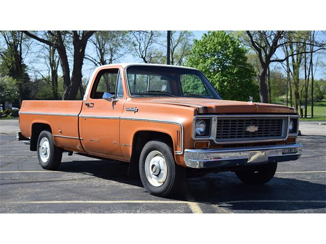 1973 Chevrolet 3/4-Ton Pickup (CC-1218170) for sale in Richmond, Illinois