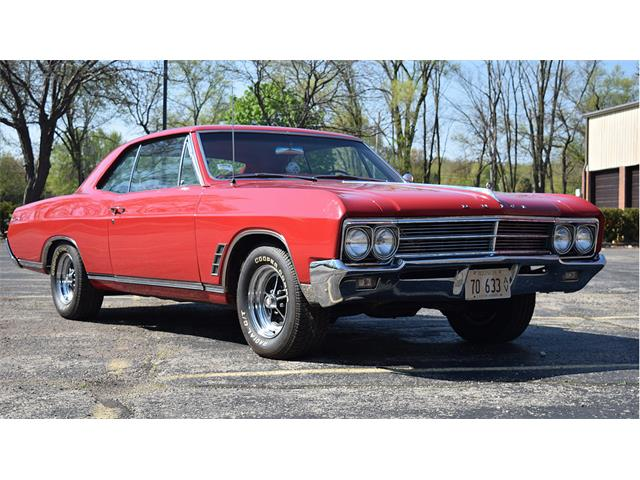 1966 Buick Skylark (CC-1218175) for sale in Richmond, Illinois