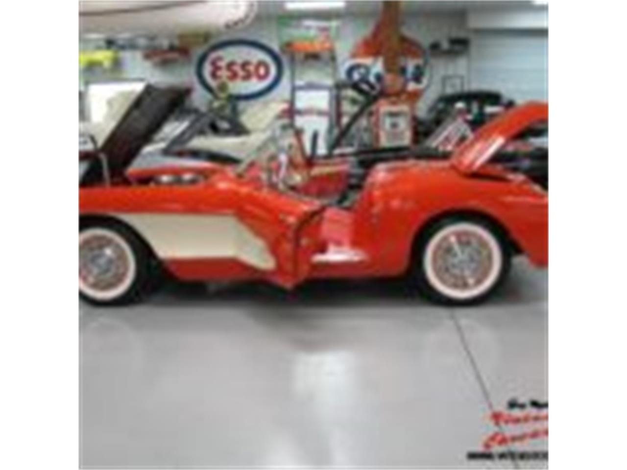 1956 Chevrolet Corvette (CC-1218194) for sale in Summerville, Georgia
