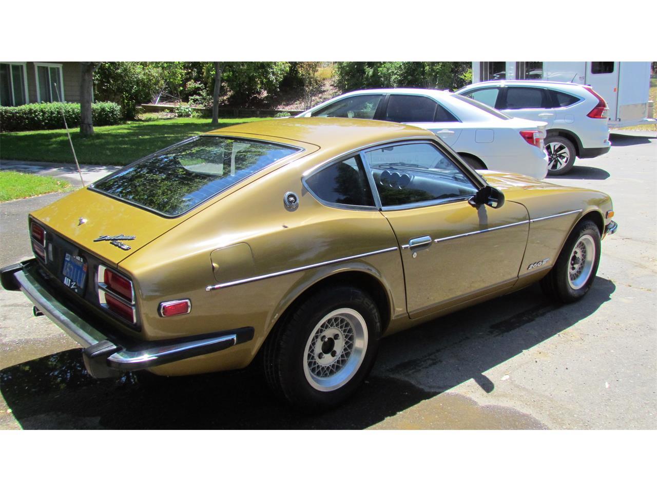 1974 Datsun 260Z (CC-1218210) for sale in Vacaville, California