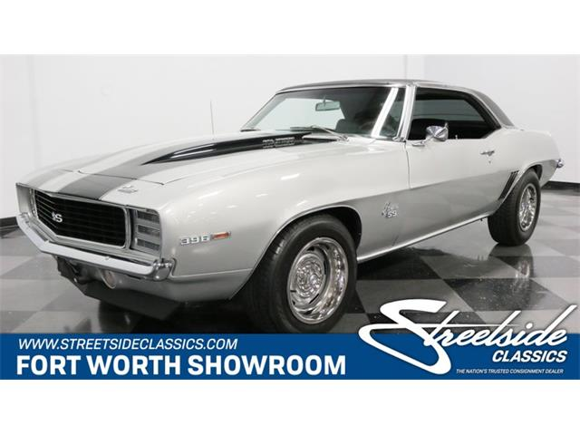1969 Chevrolet Camaro (CC-1218225) for sale in Ft Worth, Texas