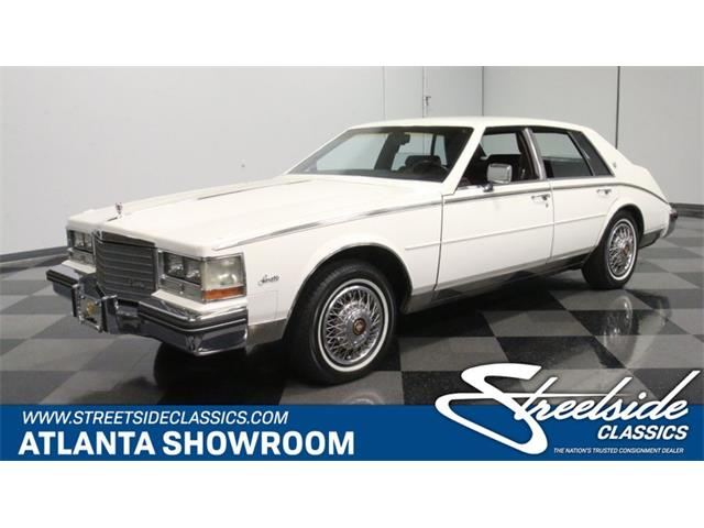 1985 Cadillac Seville (CC-1218226) for sale in Lithia Springs, Georgia