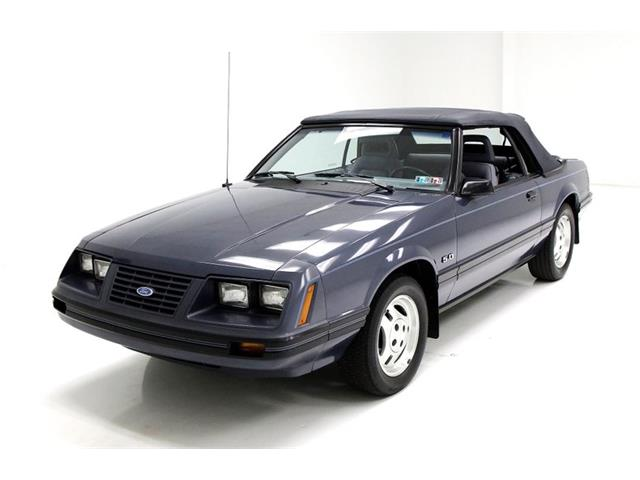 1984 Ford Mustang (CC-1218250) for sale in Morgantown, Pennsylvania