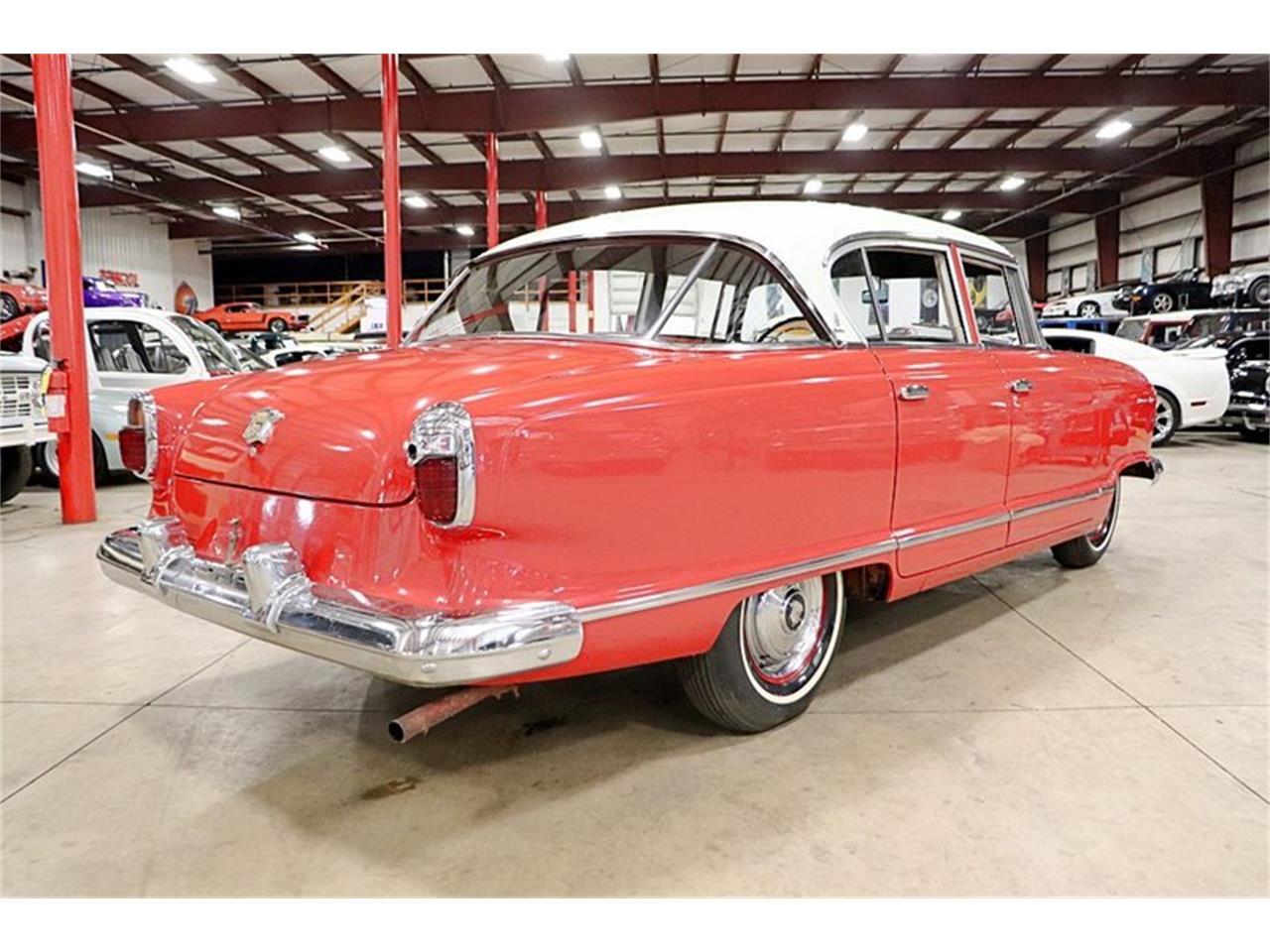 1955 Nash Statesman (CC-1218254) for sale in Kentwood, Michigan