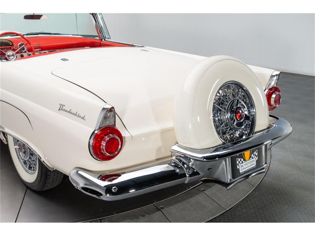 1956 Ford Thunderbird (CC-1218278) for sale in Charlotte, North Carolina