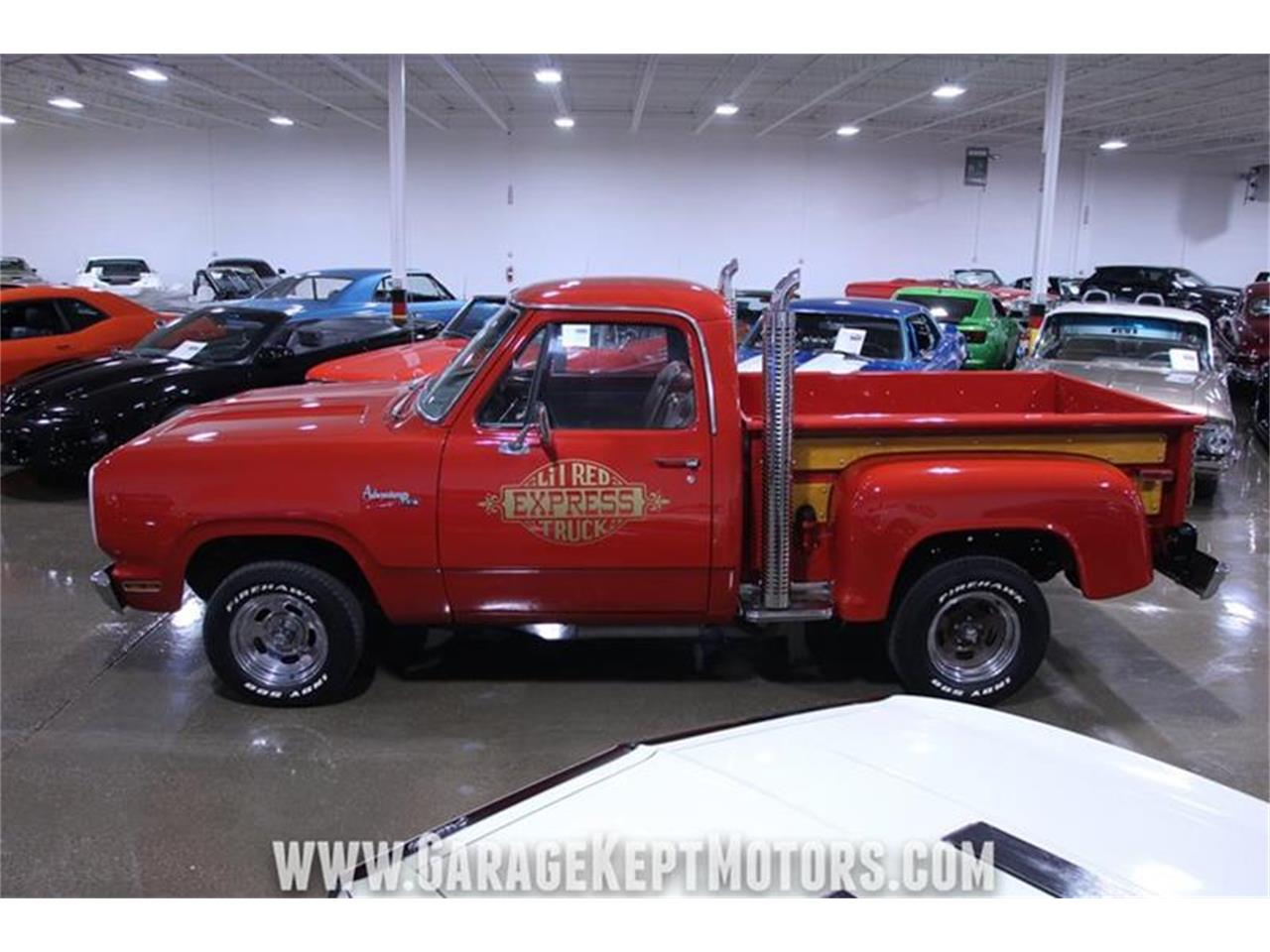 1978 Dodge Little Red Express (CC-1218298) for sale in Grand Rapids, Michigan