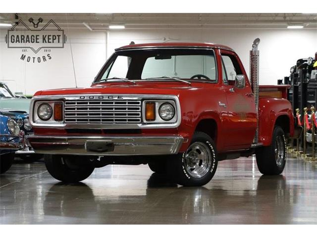 1978 Dodge Little Red Express