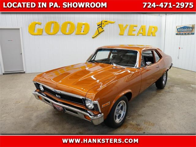 1971 Chevrolet Nova (CC-1218301) for sale in Homer City, Pennsylvania