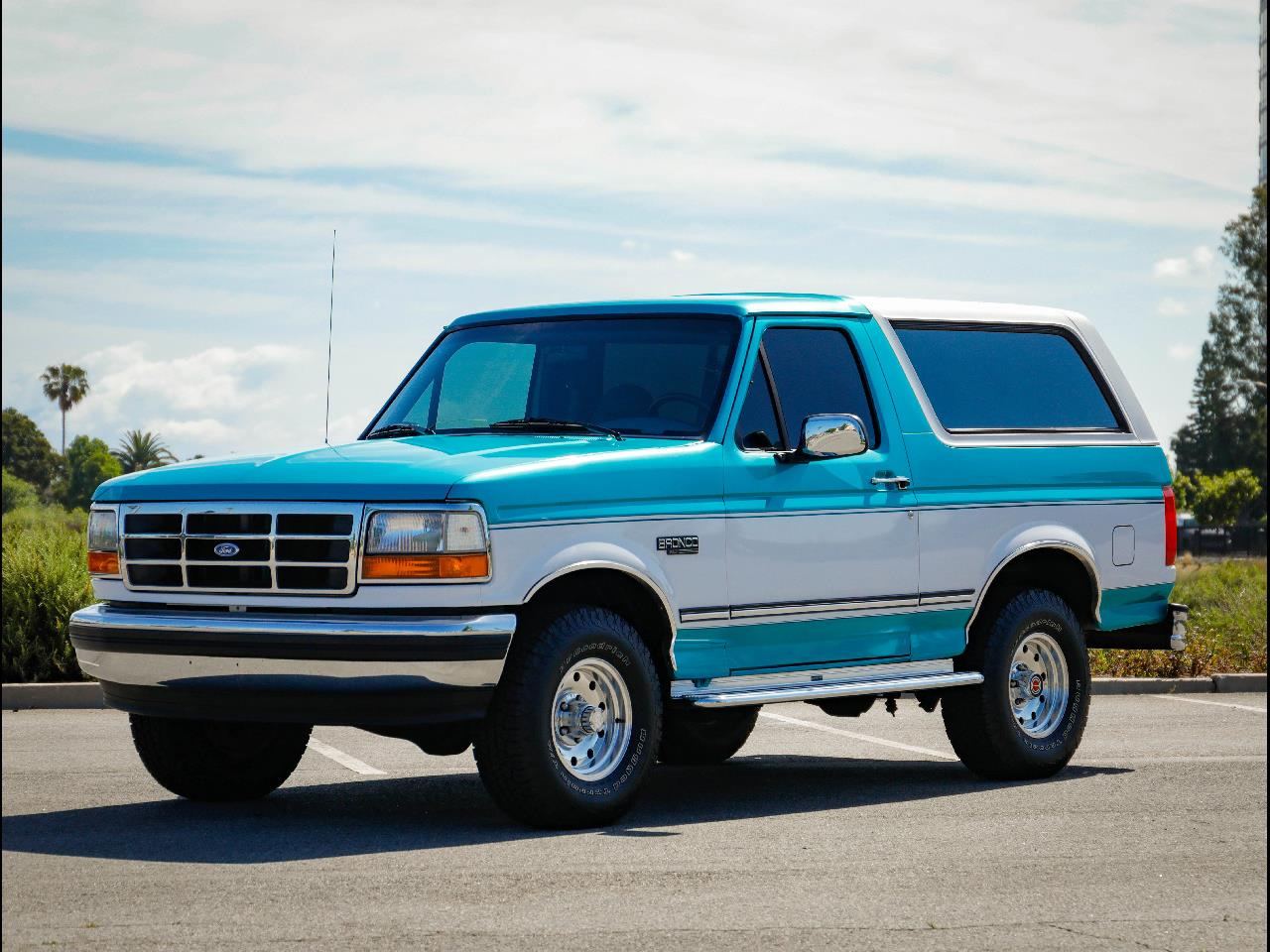 1994 ford bronco for sale classiccars com cc 1218323 1994 ford bronco for sale classiccars