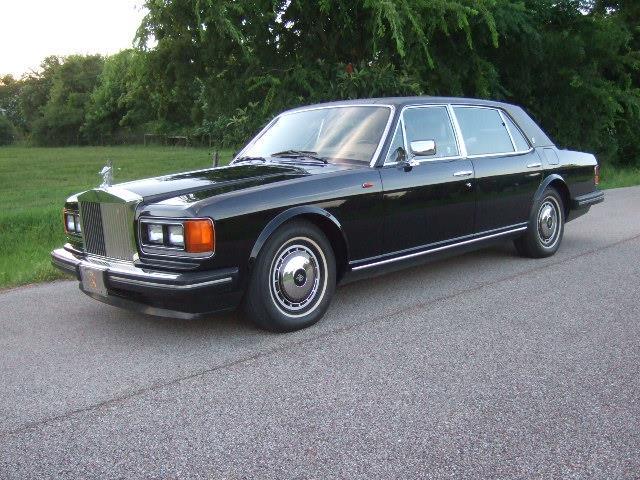 1991 Rolls-Royce Silver Spur (CC-1210838) for sale in Richmond, Texas