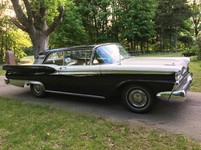 1959 Ford Galaxie (CC-1218384) for sale in Hanover, Massachusetts