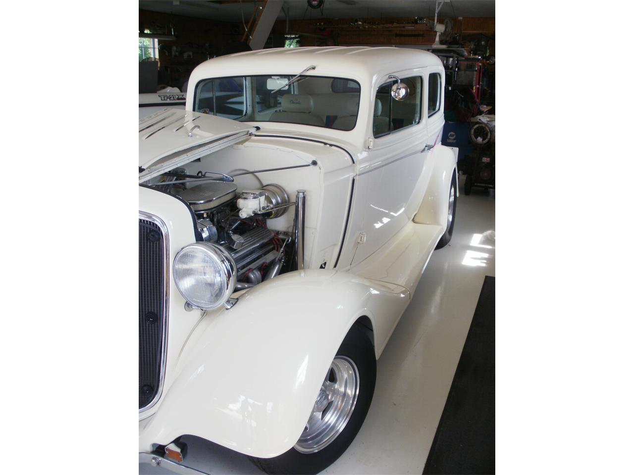 1934 Chevrolet Coupe (CC-1218449) for sale in Liberty Hill, Texas