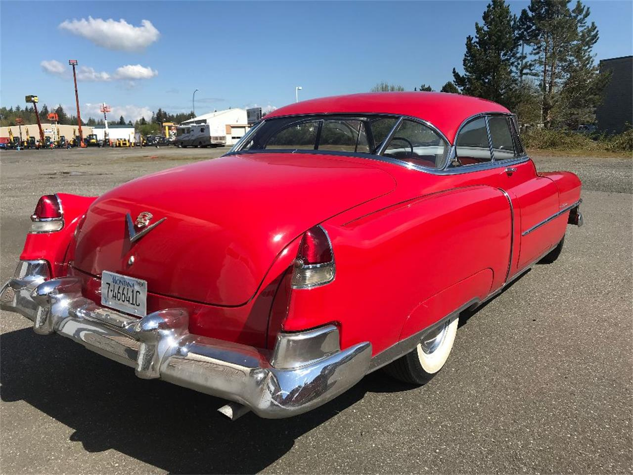 1951 Cadillac 2-Dr Coupe (CC-1218454) for sale in lynden, wash