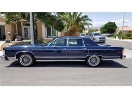 1979 Lincoln Town Car (CC-1218458) for sale in Las Vegas, Nevada
