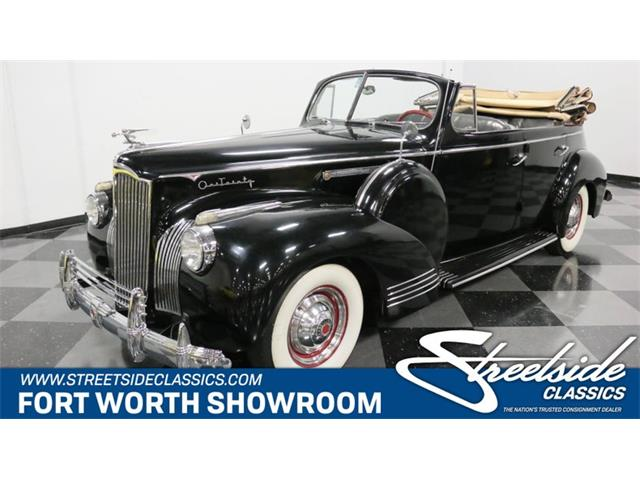 1941 Packard 120 (CC-1218473) for sale in Ft Worth, Texas