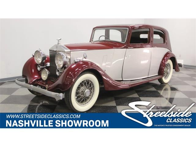 1938 Rolls-Royce 25/30 (CC-1218478) for sale in Lavergne, Tennessee
