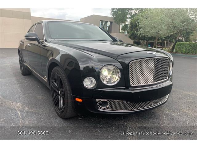 2011 Bentley Mulsanne S (CC-1210085) for sale in BOCA RATON, Florida
