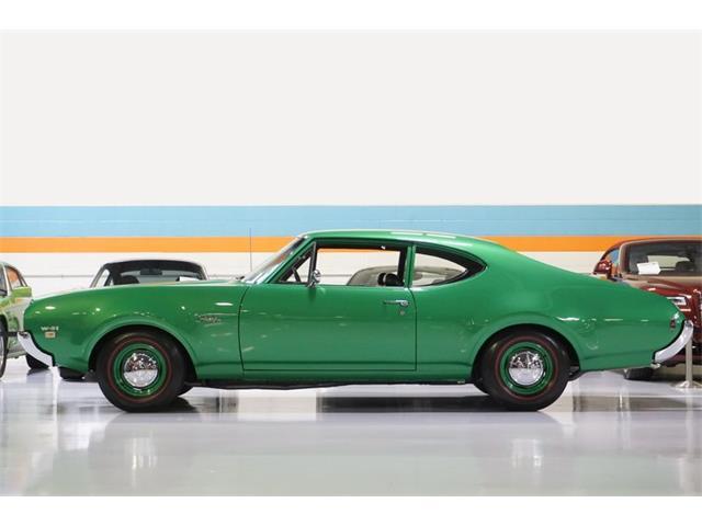 1969 Oldsmobile F85