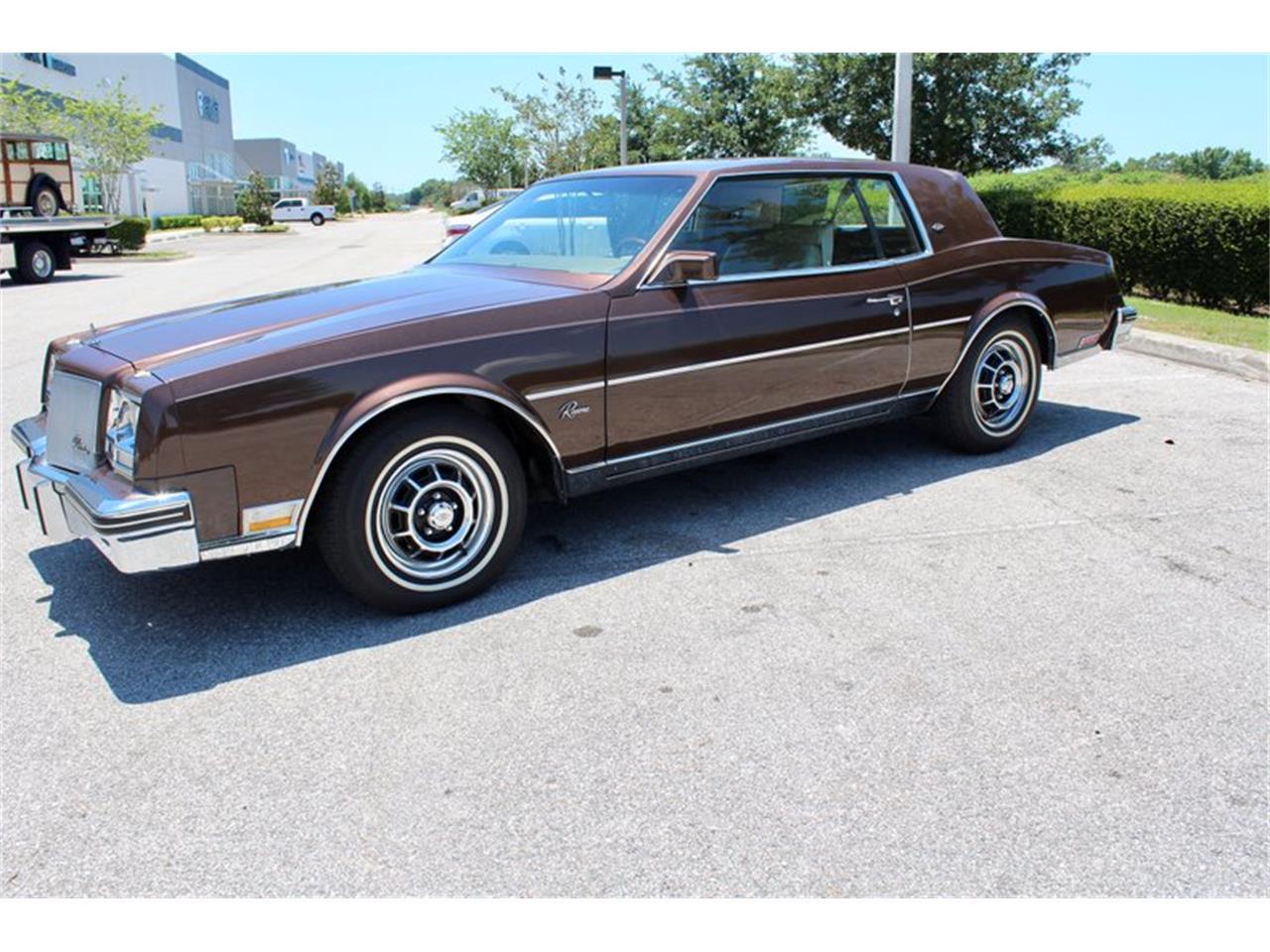 1985 Buick Riviera (CC-1218505) for sale in Sarasota, Florida