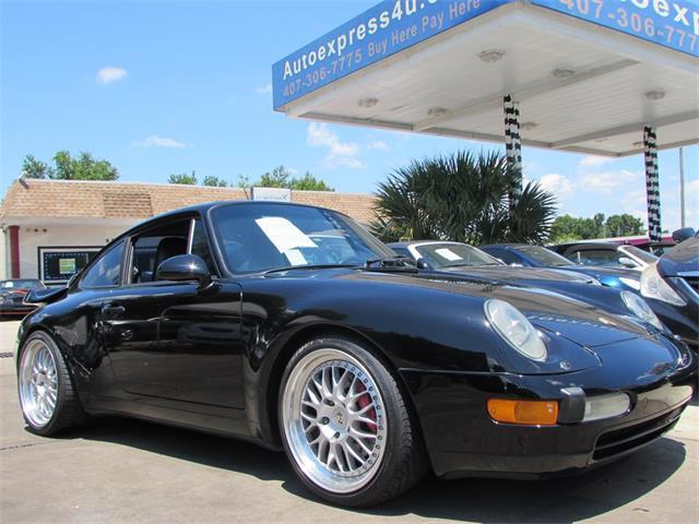 1996 Porsche 911 Carrera (CC-1218506) for sale in Orlando, Florida