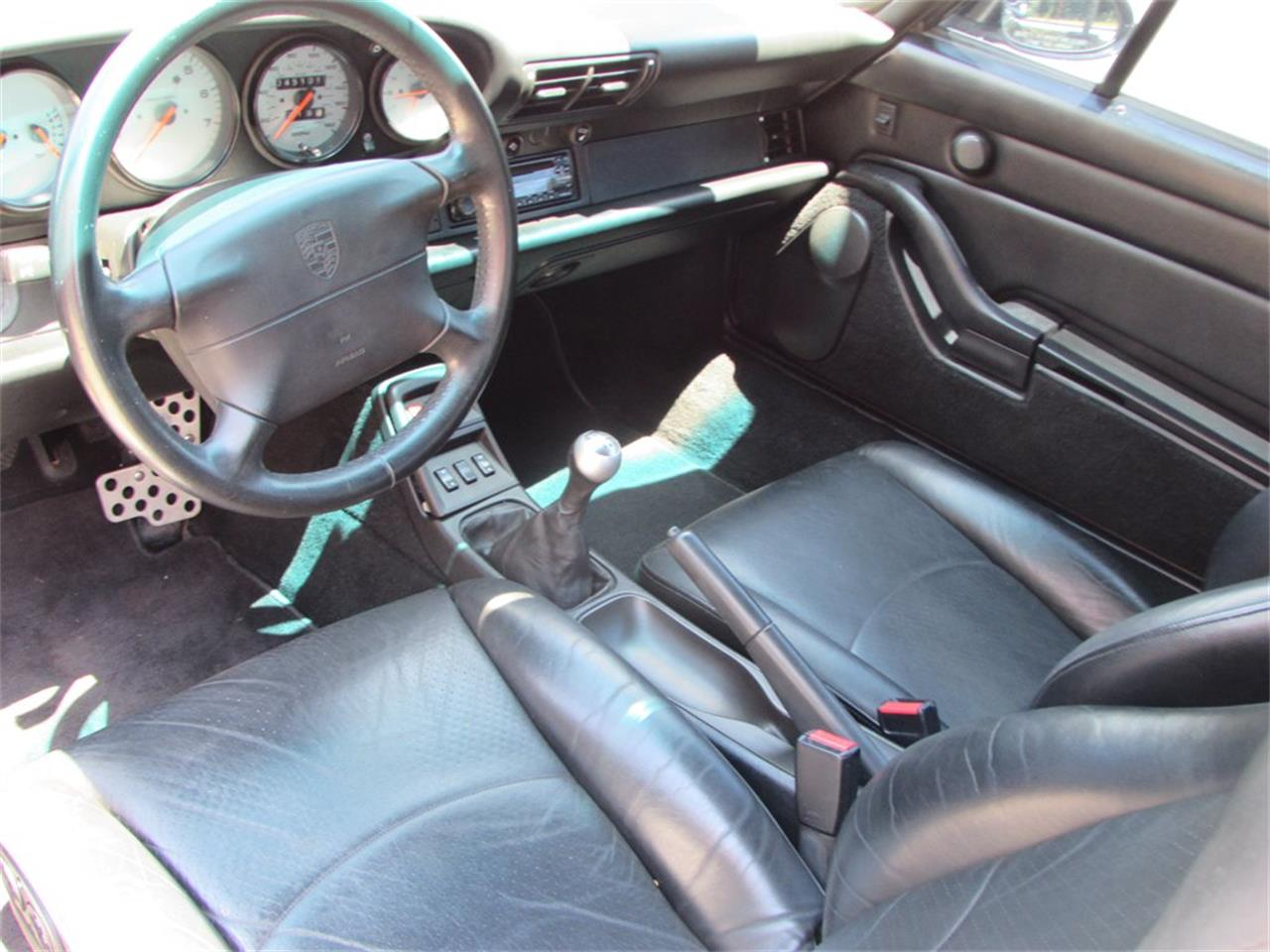 1996 Porsche 911 Carrera (CC-1218506) for sale in Orlando, Florida
