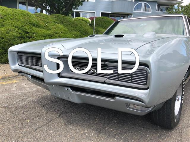 1968 Pontiac GTO (CC-1218527) for sale in Milford City, Connecticut
