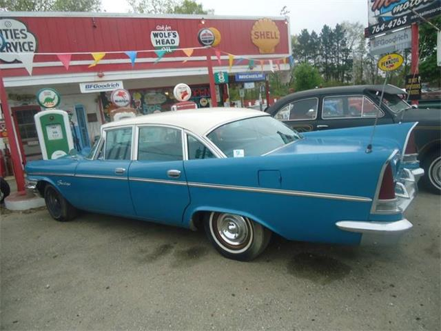 1957 Chrysler Saratoga (CC-1218556) for sale in Jackson, Michigan